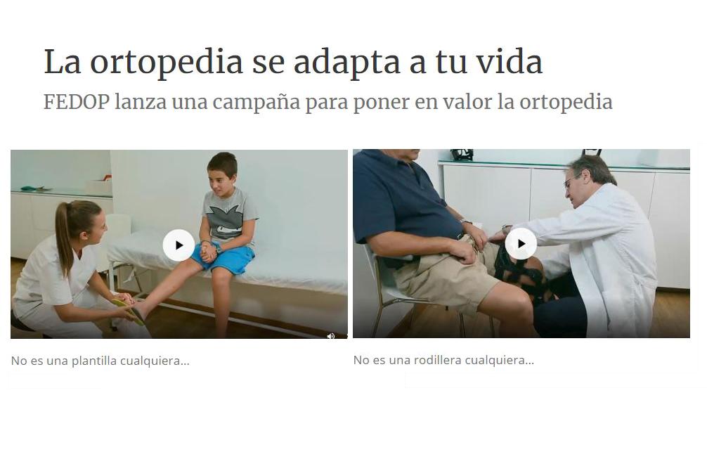 5db7934e6 Lanzamos la campaña de comunicación de la ortopedia
